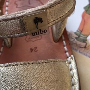 b4424ab37 Mibo Shoes - MIMBO Avarcas Kid s Hook   Loop Slingback Sandals